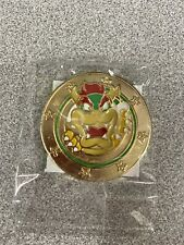 BROWSER Super Mario Wonderball Collector Coin Frankford New Unopened