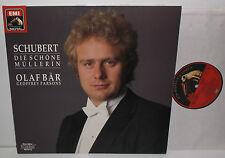 EL 27 05731 Schubert Die Schone Mullerin Olaf Bar Baritone Geoffrey ParsonsPiano