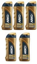 Arko Men After Shaver Cologne - Gold Power - 250ml (5 Pcs Offer)