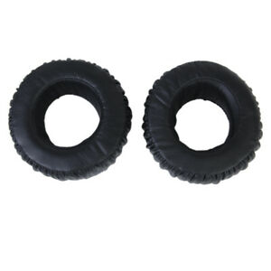 1 Pair of PU Leather Replacement Ear Cushions for  MDR-XB700 Headphones