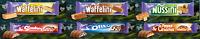 MILKA WAFFELINI WAFER CHOCOLATE BAR - 6 FLAVOURS - NUSSINI CHOCOMAX OREO CRUNCHY