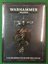 Warhammer 40K Dark Imperium  Hard Back Rulebook + Core rules sheet 8th Edition