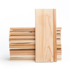 "30 Pack! Cheap, Bulk Hickory Grilling Planks 5x15"" - Beef, Lamb Wild Game & More"