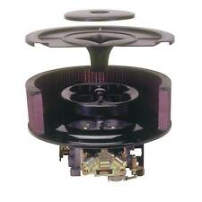 """K&N Filters 14"""" Universal Air Filter Assembly For Carburettors"""