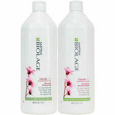 Biolage Colorlast Shampoo and Conditioner Liter Duo, 33.8 Oz