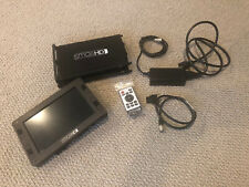 "SmallHD DP7-PRO 7"" Monitor with LP-E6 Battery Plate + D-Tap Adaptor & Extras!"