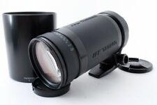 Tamron AF 200-400mm f/5.6 LD Zoom Lens for Minolta / Sony JAPAN [Exc+++++]