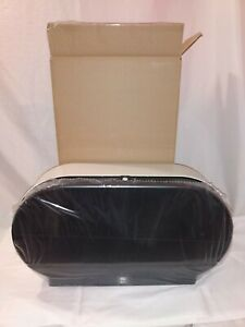 New Commercial Double Toilet Paper Holder RD002701 Retail Restaurant Church