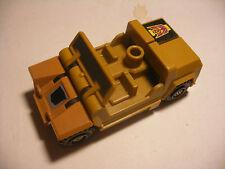 hasbro takara 1986 Transformers G1 Decepticon Combaticon SWINDLE incomplet