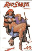Red Sonja # 5 Linsner Variant Cover B Bagged/Boarded