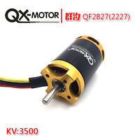 JMT 70mm 3500KV Brushless Motor for RC Airplane 6 Blades EDF Unit Ducted Fan
