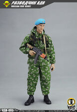 KGB Hobby 1/6 Russian army VDV Scout Uniform costume boots+Rifle set KGB-003