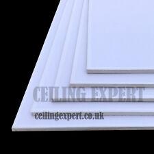 SUSPENDED VINYL CEILING TILES 1200 x 600 CLEAN ABLE & STEAM PROOF 8 TILE PER BOX