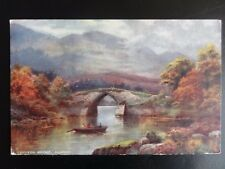 Ireland Kerry KILLARNEY Brickeen Bridge c1905 by Raphael Tuck 7260