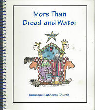 ELK POINT SD VINTAGE IMMANUEL LUTHERAN CHURCH COOK BOOK *MORE THAN BREAD & WATER