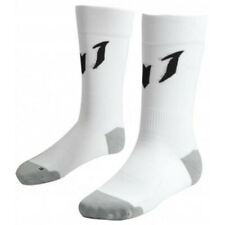 Adidas Messi Calcetín [Talla 34-39 ] 1-ER -pack Calcetines Blanco D82863 Nuevo &