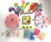 DIY Wear Ultimate Friendship Wheel Bracelet Party Kit craft activity kit