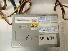 - Liteon PS-5022-3M 230W Power Supply For Lenovo 8148 Tower 74P4300 74P4406 @@@