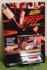 DIE CAST METAL JOHNNY LIGHTNING JAMES BOND 007 GOLDFINGER