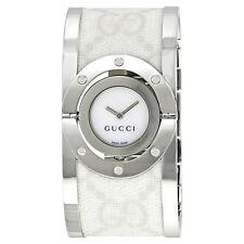Gucci 112 Twirl Bangle Ladies Watch YA112419