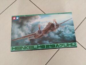 Heinkel He219A-7 Uhu Tamiya 1/48 - sealed