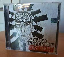 DISCO ENSEMBLE - First Aid Kit (2005, CD) ~ UK Listing