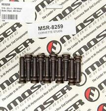 Moser Engineering 8259 7/16-20 x 1-3/4 Wheel Stud (.480 Knurl)