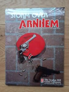 Storm Over Arnhem Folio Edition - Avalon Hill - Unopened and shrink wrapped