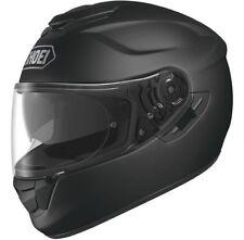 Cascos Shoei color principal negro motocicleta para conductores