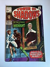 Tower of Shadows Issue 1 September 1969  MCU Comic Book