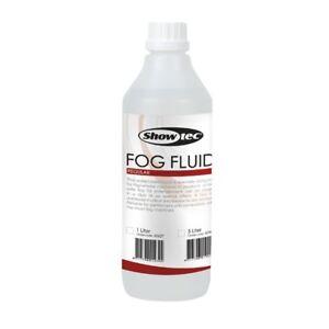 Showtec Liquide Fumigène 1 Litre Smoke Fluid Professionel 1l Liquide à Fumée