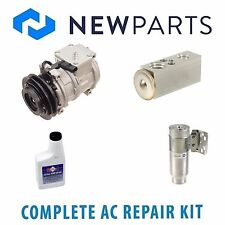Dodge Grand Caravan 3.3L 3.8L AC A/C Repair Kit With NEW Compressor & Clutch