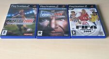 3 PS2 games bundle, all are in working order