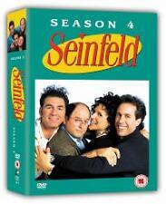 SEINFELD - SERIES 4 - COMPLETE NEW REGION 2 DVD