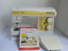 Husqvarna Viking Sophia Sewing Machine Made In Sweden