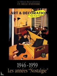 Art & Decoration: Vol. 2 : (1946 - 1959), French book