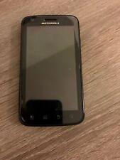 Motorola ATRIX 4G - MB860 - 16GB - Black - (AT&T) - Smartphone - WORKS GREAT