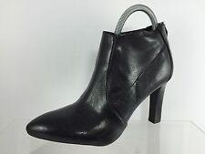 Franco Sarto Womens Black Ankle Boots 6 W