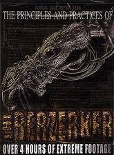 THE BERZERKER - DEATH METAL AUSTRALIAN BAND - DVD - OVER 4 HOURS ! RARE FIND !!