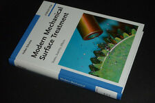 Schulze Modern Mechanical Surface Treatment / States, Stability, Effects (2006)