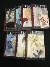MODEL Volumes 1-7 Lee So-Young TOKYOPOP MANGA
