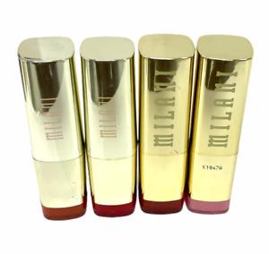 Milani Color Statement Lipstick (0.14oz/3.97g) NEW; YOU PICK!