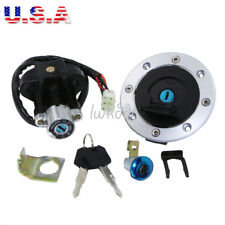 Ignition Switch Gas Cap Lock Set For Suzuki GSXR600 1996-2003 GSXR750 1993-99 US