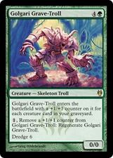 Golgari Grave-Troll MTG Ravnica; City of Guilds Rare EDH Legacy Dredge