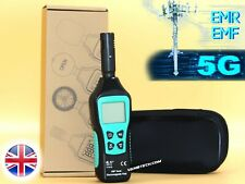 EMF 4G 5G WIFI METER RADIATION TESTER EMF ELECTROMAGNETIC DETECTOR EXPRESS UK 🔥