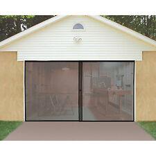 Single Garage Door Screen - 8ft. X 7ft.