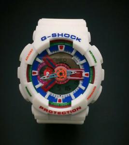 G-Shock GA-110 World Time Alarm Analog Digital Men's Watch