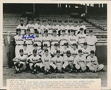 Bob Feller Indians Signed 8x10 Photo Autograph Auto PSA/DNA AD10731