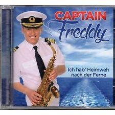 Captain Freddy-I got homesick for the distance-CD-NEW/OVP