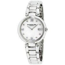 Raymond Weil Women's Shine Diamond 32mm Steel Case Quartz Watch 1600-ST-00995